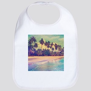 Tropical Island Bib