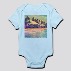 Tropical Island Body Suit