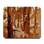 Dark Forest Landscape Mousepad