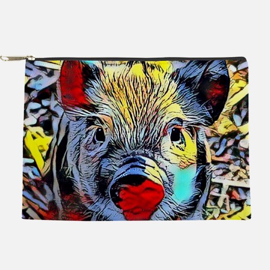 Color Kick Piglet Makeup Bag