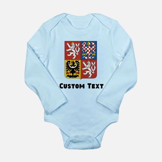 Czech Republic Coat Of Arms Body Suit