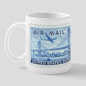 1946 San Francisco Mug