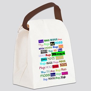 Mogs Canvas Lunch Bag