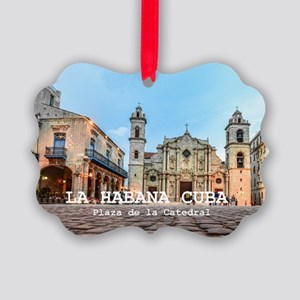 La Habana Picture Ornament