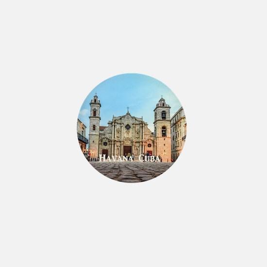 La Habana Mini Button