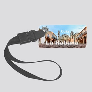 La Habana Small Luggage Tag