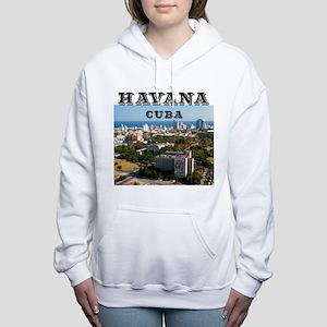 La Habana Women's Hooded Sweatshirt