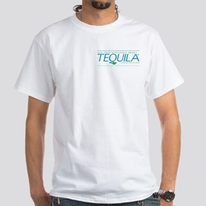 Tequila White T-Shirt