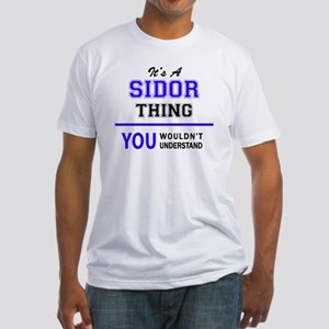 It's SIDOR thing, you wouldn't understand T-Shirt