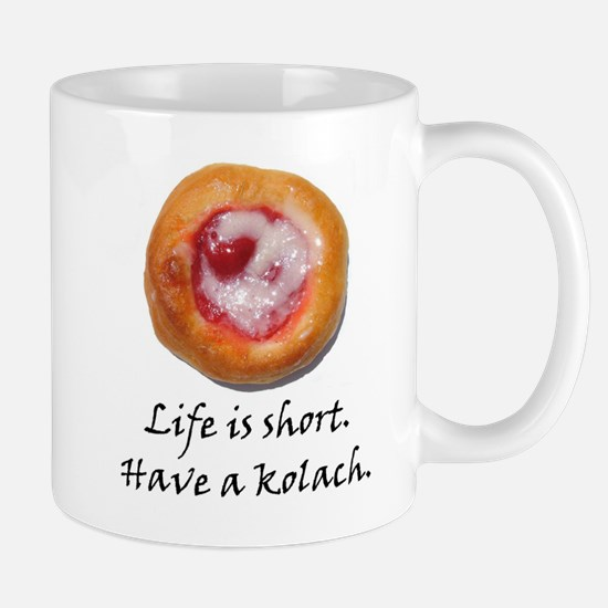 Czech Pride Kolach Large Mugs