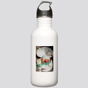 Gnome and shell Stainless Water Bottle 1.0L