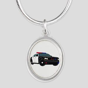 Police Car Necklaces