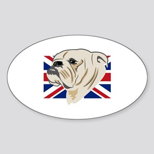 English Bulldog Sticker