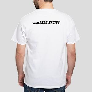 Kidneys Drag White T-Shirt