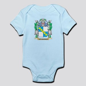 Stubbings Coat of Arms - Family Crest Body Suit
