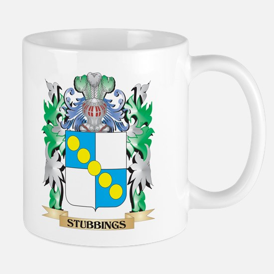 Stubbings Coat of Arms - Family Crest Mugs