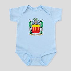 Stuchbury Coat of Arms - Family Crest Body Suit