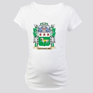 Studholme Coat of Arms - Family Maternity T-Shirt