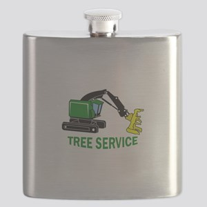 Tree Trimmer Service Flask