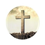 Christian Cross On Mountain 3.5