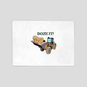 Doze It 5'x7'Area Rug