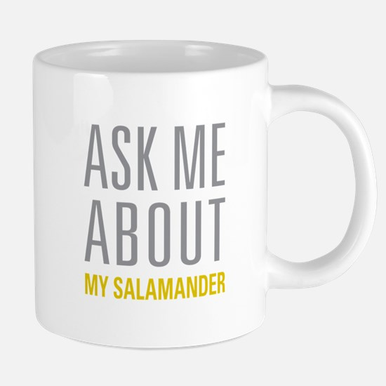 My Salamander Mugs