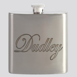 Gold Dudley Flask