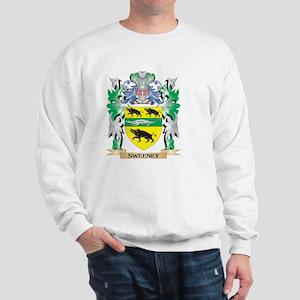 Sweeney family crest sweatshirts hoodies cafepress sweeney coat of arms family crest sweatshirt thecheapjerseys Gallery