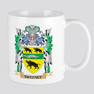 Sweeney family crest mugs cafepress sweeney coat of arms family crest mugs altavistaventures Image collections