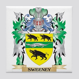 Sweeney family crest coasters cafepress sweeney coat of arms family crest tile coaster thecheapjerseys Gallery