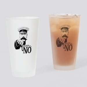 Brexit Drinking Glass