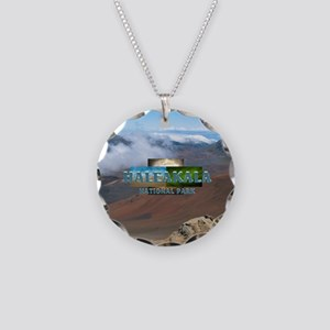 ABH Haleakala Necklace Circle Charm