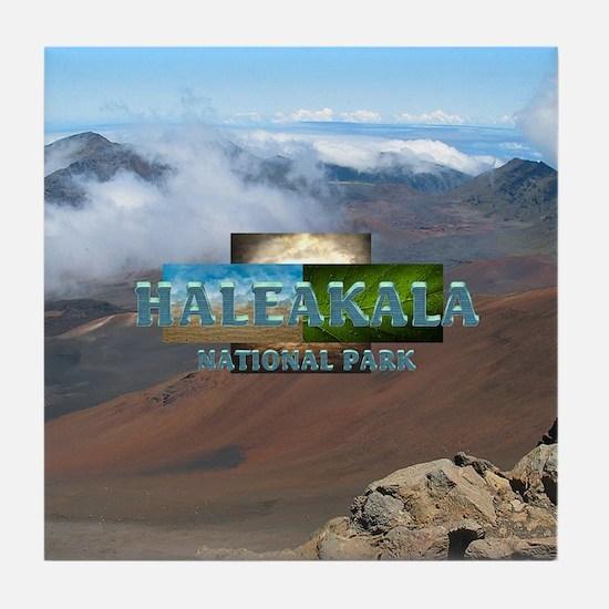 Abh Haleakala Tile Coaster