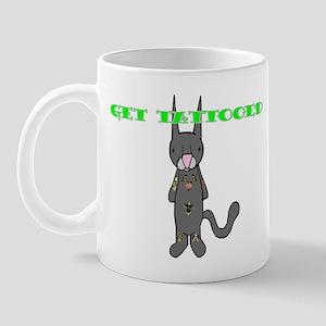 Zero Kitten Tat2 Mug
