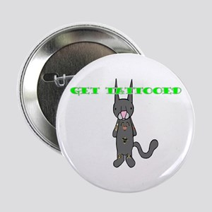"Zero Kitten Tat2 2.25"" Button"