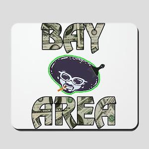 BAY AREA BIZZNESS Mousepad