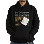 Read/Learn/Live The Declaration Hoodie