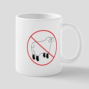 No Sheeple Mug