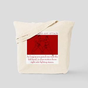 Karate Shirt Tote Bag
