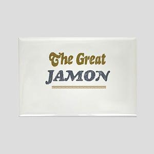 Jamon Rectangle Magnet