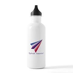 Updraft America Water Bottle