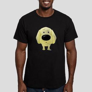 Big Nose/Butt Yellow Lab T-Shirt