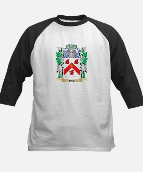 Tench Coat of Arms - Family Crest Baseball Jersey