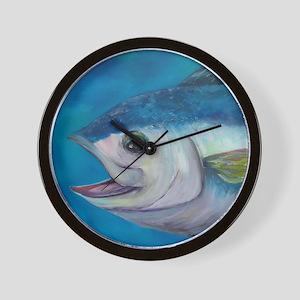 Tuna Tango design on Wall Clock
