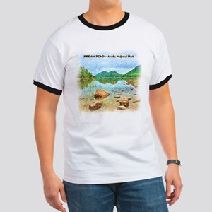 Jordan Pond - Acadia National Park T-Shirt