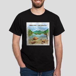 Jordan Pond - Acadia National Park T-Shirt