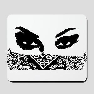 Bandana Girl Mousepad