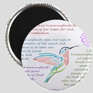 The Hummingbird Magnets