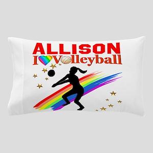 CUSTOM VOLLEYBALL Pillow Case
