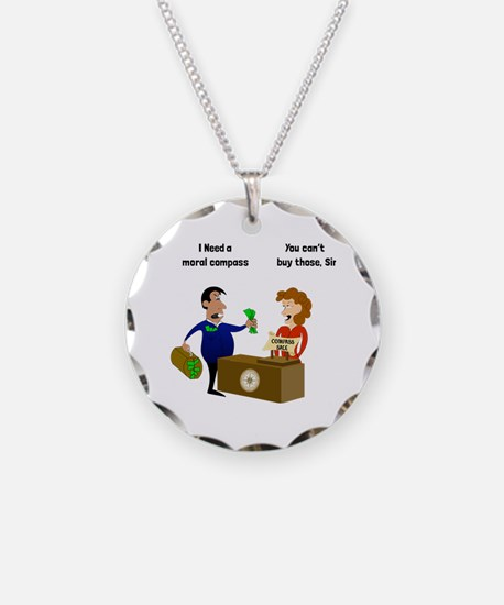 Cool Morality Necklace